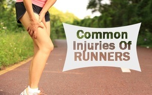 Injuries for Runners Over 40