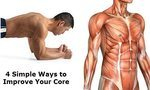 4 Simple Core Exercises For Runners