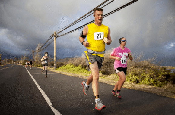 How To Get Better At Long Distance Running