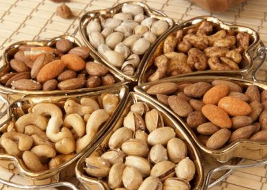eating nuts are Metabolism Boosters That Work