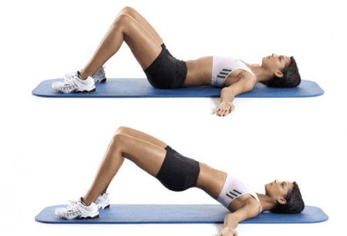flat back hip extension