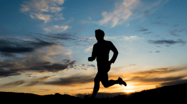 running and heart health