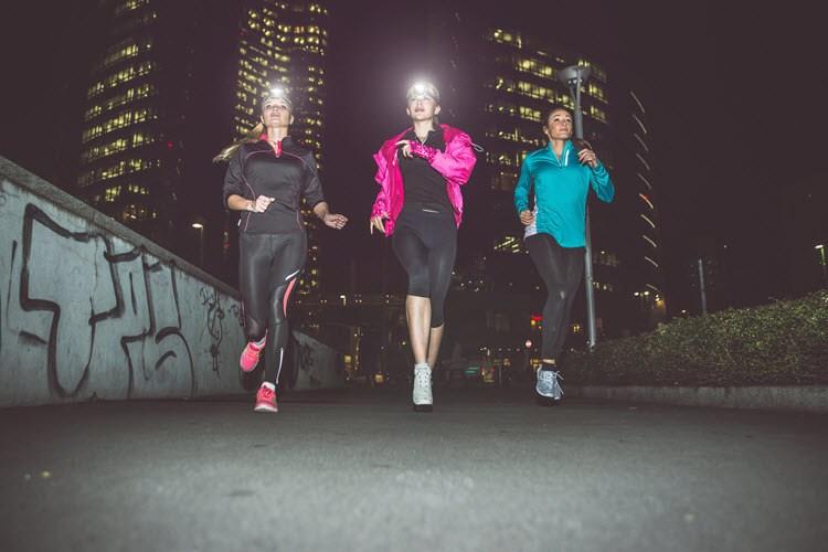 Run at Night